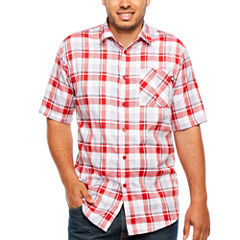 Ecko Unltd Ecko Button-Front Shirt-Big and Tall