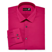JF J. Ferrar® Easy-Care Solid Dress Shirt - Big & Tall