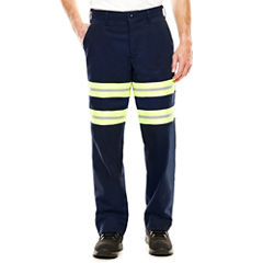 Red Kap® Enhanced-Visibility Industrial Pants