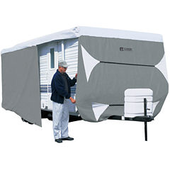 Classic Accessories 73563 PolyPro III Travel Trailer & Toy Hauler Cover, Model 5