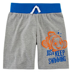 Disney Apparel by Okie Dokie® Dory Shorts - Toddler Boys 2t-5t