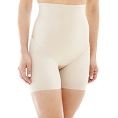 Naomi and Nicole Smooth Away High-Waist Boyshorts - 7118