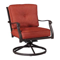 Signature Design by Ashley® Mali Swivel Lounge Chair - Set of 2