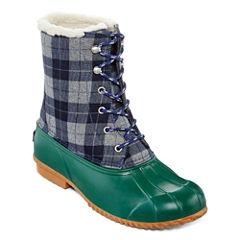 143 Girl Flurry Women's Rubber Duck Boots