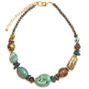 Aris by Treska Single-Row Necklace