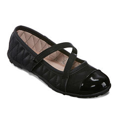 Arizona Gailee Girls Quilted Mary Jane Shoes - Little Kids