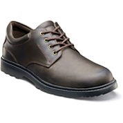 Nunn Bush® Stillwater Mens Leather Casual Oxfords