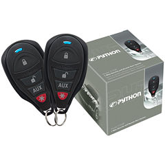 Python 5105P 5105P 1-Way Security & Remote-Start System with .25-Mile Range