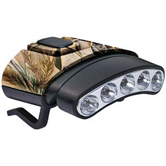 Cyclops 30-Lumen Tilt 5-LED Hat Clip Light