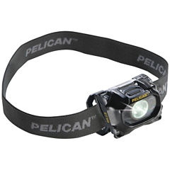 Pelican 027500-0101-110 193-Lumen 2750 LED Adjustable Headlamp (Black)
