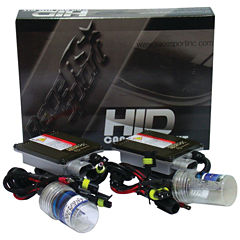 Race Sport Inc. H7-6K-G1-CANBUS  GEN1 HID CANbus MID-SLIM Ballast Kit (H7)