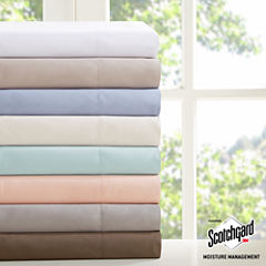 Madison Park 3M® Scotchgard Microcell Sheet Set