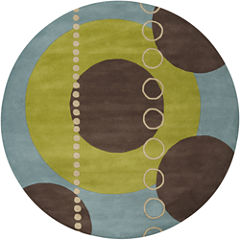 Decor 140 Gardena Hand Tufted Round Rugs