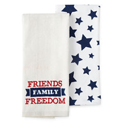 Let Freedom Ring Towel
