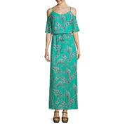 Bisou Bisou® Sleeveless Maxi Dress