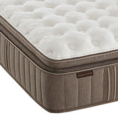 Stearns and Foster® Hannah Grace Luxury Plush Euro Pillow-Top - Mattress Only