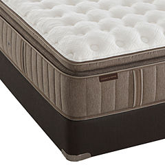 Stearns and Foster® Hannah Grace Luxury Plush EPT - Mattress + Box Spring