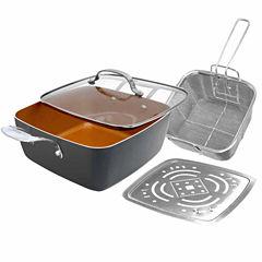 Gotham Steel 11 Inch 4-pc. Frying Pan