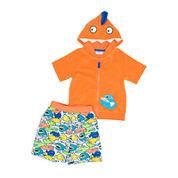 Wippette 2-pc. Shark Swim Trunk Set - Baby Boys newborn-24m