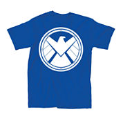 Marvel® Short-Sleeve Agents Of Shield Cotton Tee