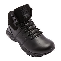 Fila® Memory Breach Mens Slip-Resistant Work Boots