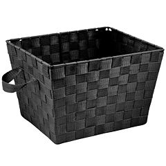 Simplify Large Woven Strap Tote