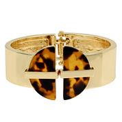 Worthington® Tortoise Cuffed Bracelet