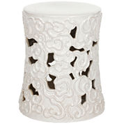 Safavieh Heather Cloud Garden Stool