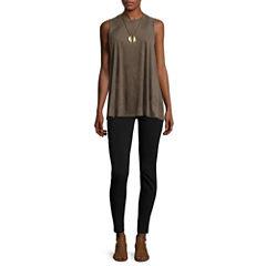 Alyx® Sleeveless Suede Top or Slim-Leg Millennium Pants