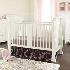Savanna Bella Baby Furniture Collection - Off White