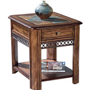 Midwest End Table