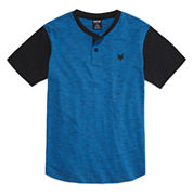 Zoo York® Short-Sleeve Henley Tee - Boys 8-20