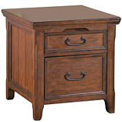 Signature Design by Ashley® Woodboro Power End Table