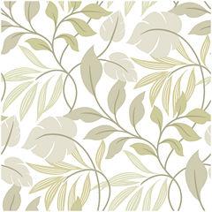 NuWallpaper Neutral Meadow Peel and Stick Wallpaper