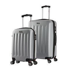 InUSA Philadelphia Lightweight Hardside Spinner 2-pc. Carry-On and Large Luggage Set