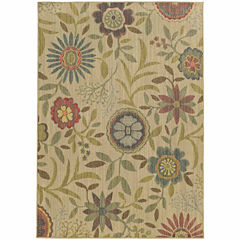 Covington Home Carmen Fleurs Rectangular Rugs