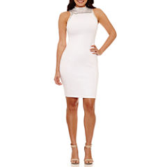 Bisou Bisou Sleeveless Bodycon Dress
