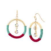 Bleu™ Hoop Earrings