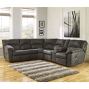 Signature Design by Ashley® Tambo Reclining Loveseat