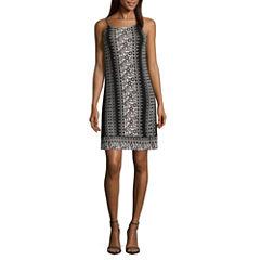 a.n.a Sleeveless Trapeze Dress