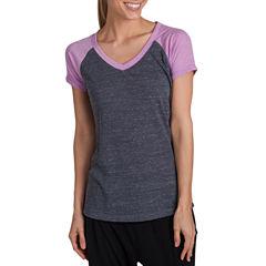 Jockey Short Sleeve V Neck T-Shirt