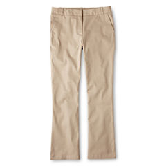 IZOD® Bootcut Pants - Preschool Girls 4-6x and Slim