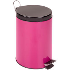 Honey-Can-Do® 12-Liter Step Trash Can