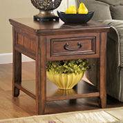 Signature Design by Ashley® Woodboro End Table