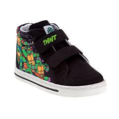Nickelodeon Ninja Turtles Boys Walking Shoes - Little Kids