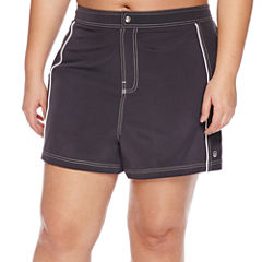 Free Country Woven Board Short - Plus