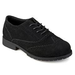 Journee Kids Zade Boys Oxford Shoes - Little Kids