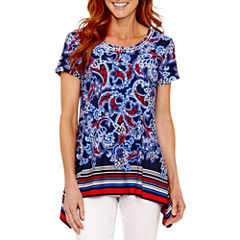 Lark Lane Tunic Top