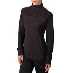 Jockey Burnout Half Zip Pullover