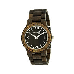 Earth Wood Bighorn Dark Brown Bracelet Watch ETHEW3502
